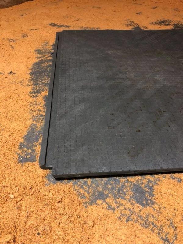 Isohorsmat - overflade - top