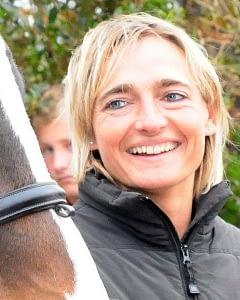 Lene Karmark - Hestekonsulent og Social Media. mail:lene@tdj.dk